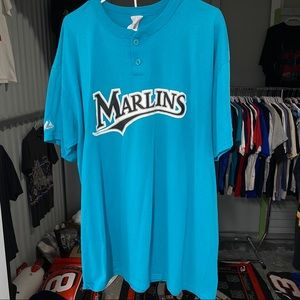 Vintage Miami Marlins Baseball Tee